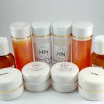 Cream HN Original asli Glowing pemutih alami untuk wajah kusam Harga termurah